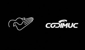 Logotipos de Canção Nova e Codimuc: juntas em parceria inédita