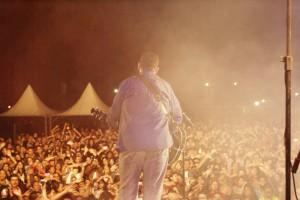 Anjos faz show em Londrina