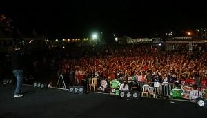 Netinho agita Halleluya2011