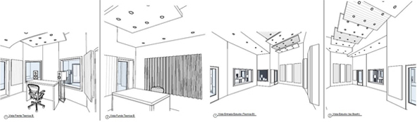 Desenho do Novo Estúdio Codimuc 4