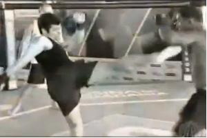 Netinho no MMA