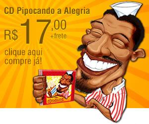 CD Cosme - Pipocando a Alegria - Compre já!