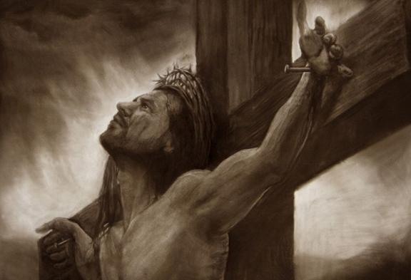 Desenho: jesuscrucificado - Imotion Imagens