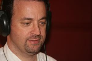 Frei Rinaldo grava CD