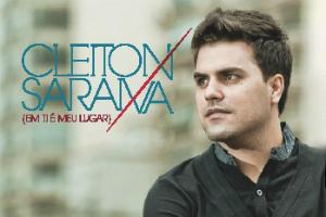 Capa CD Cleiton Saravia