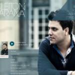 Site do Cleiton Saraiva