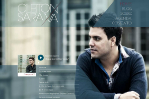 Site do Cleiton Saraiva
