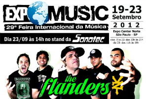 The Flanders na Expomusic